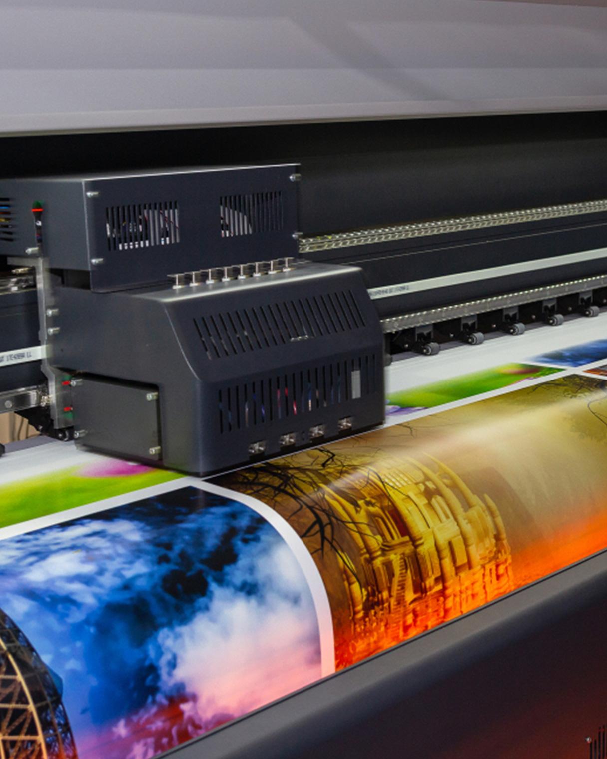 Designing<br /> & Printing